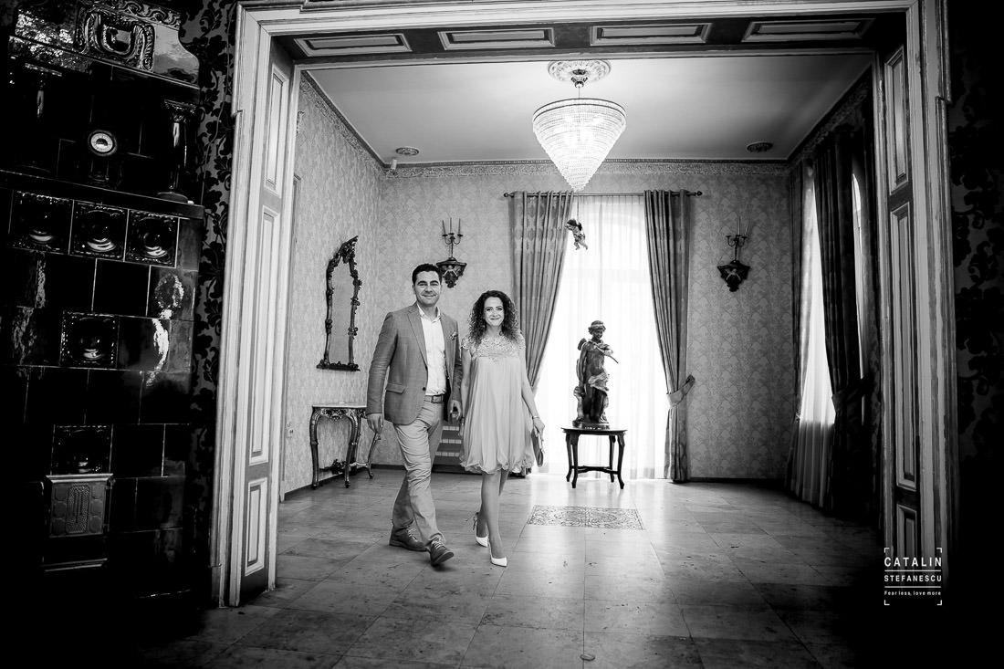 Fotograf Cununie Civila Bucuresti - Fotografie De Logodna - Andreea si Radu - Fotograf Profesionist Catalin Stefanescu