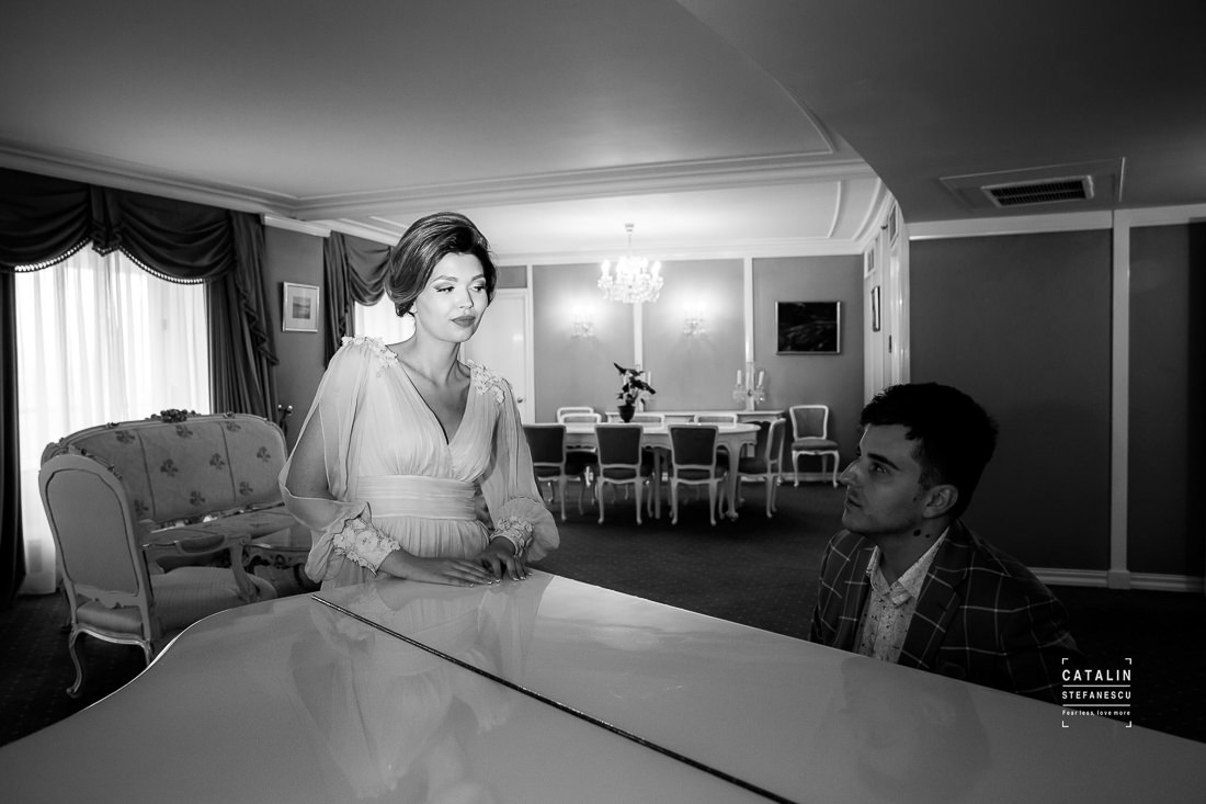 Fotografie De Logodna - Diana si Dragos - Fotograf Profesionist Intercontinental Catalin Stefanescu