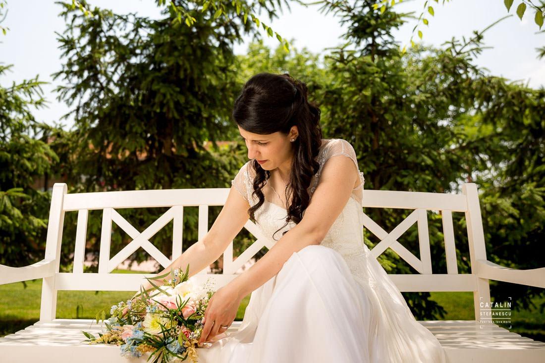 Nunta Monica Si Dan - Fotograf Nunta Gradina Cu Licurici Bucuresti Catalin Stefanescu