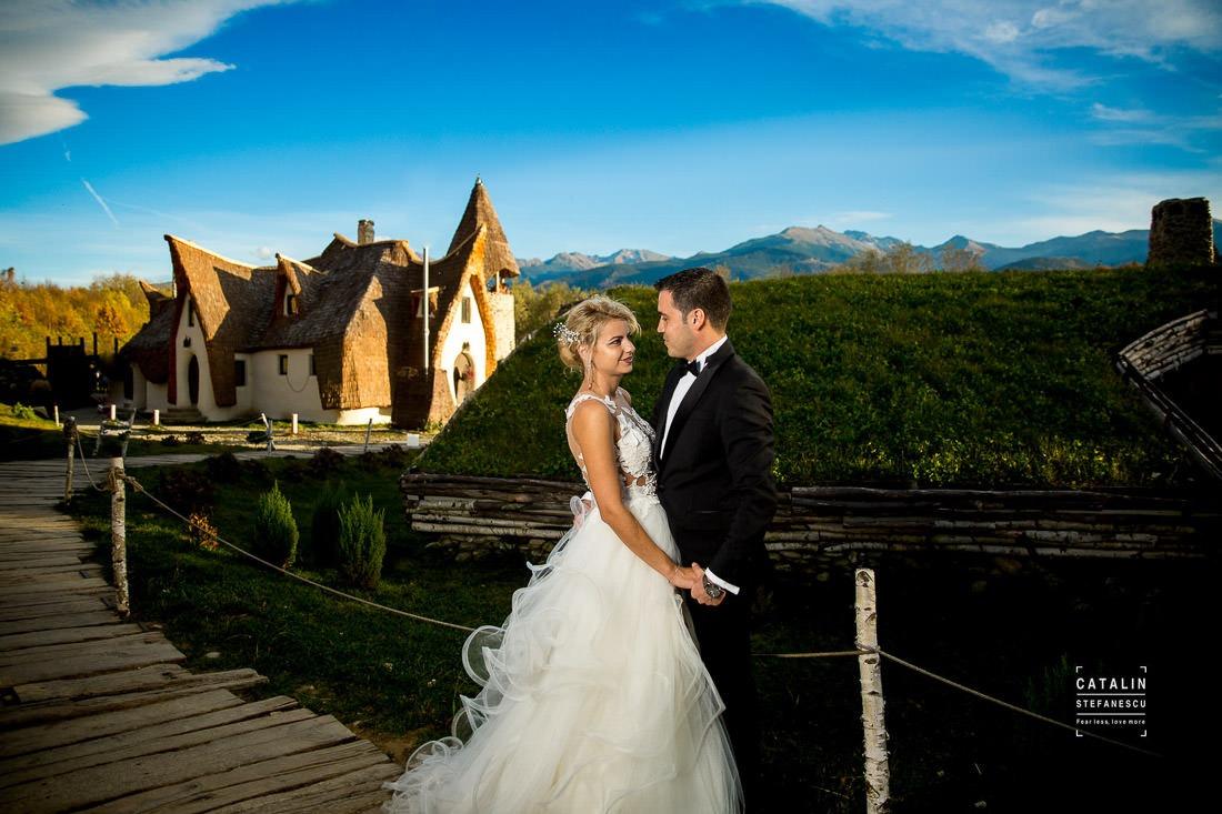 Sedinta Foto Castelul De Lut - Alexandra Si Cristi - Fotograf Nunta Profesionist Catalin Stefanescu