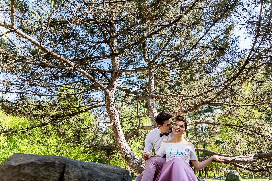 Fotografie de logodna Bucuresti Alexandra si Bogdan - Fotograf profesionist Catalin Stefanescu