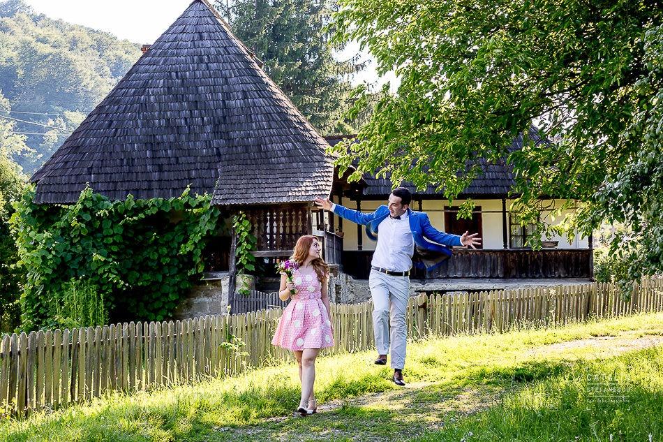 Fotograf Logodna Ramnicu Valcea - Fotografie logodna Alina & Catalin
