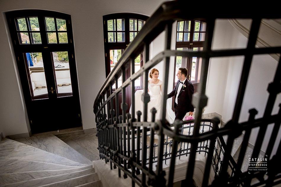 Fotograf Nunta Ramnicu Valcea - Fotografie nunta Alina & Catalin - Fotograf profesionist Catalin Stefanescu