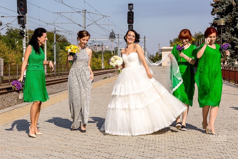 Fotograf Nunta -Fotografie nunta Ruxandra si Mihai - Fotograf profesionist Catalin Stefanescu