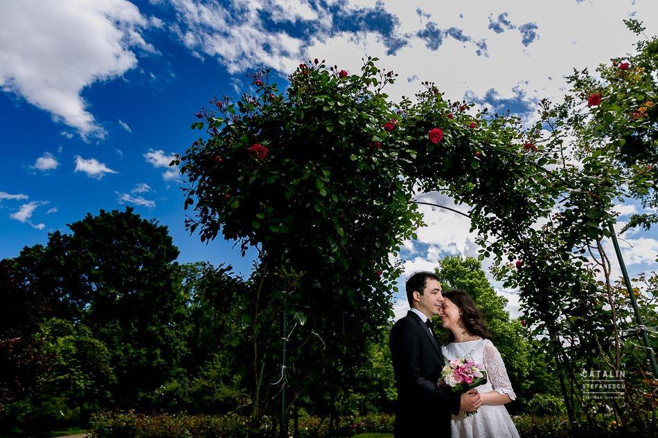 Fotograf Nunta Gradina Botanica Catalin Stefanescu - Nunta Cristina si Dorin