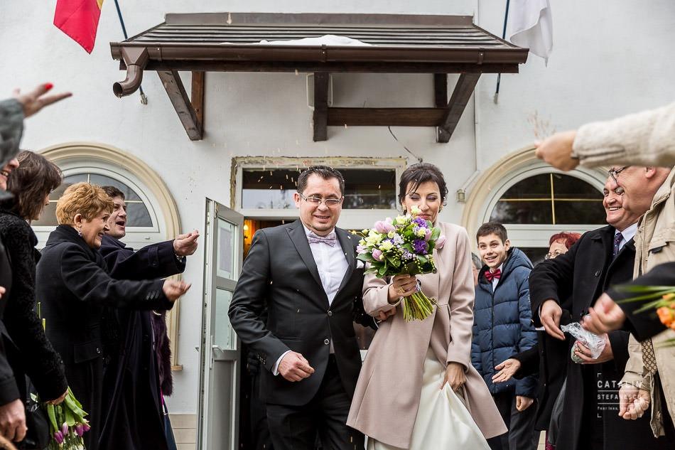 Nunta Mihaela si Claudiu - Fotograf de nunta Otopeni Catalin Stefanescu