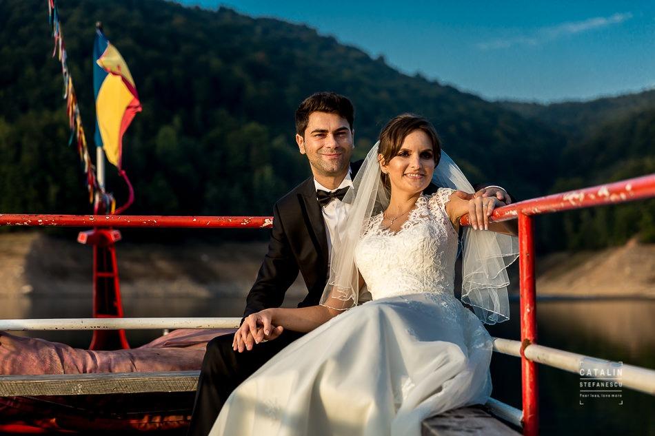 Fotograf Nunta Curtea De Arges - Nunta Roxana si Ionut