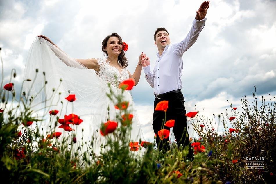 Trash the dress Valea Doftanei - Lucia si Catalin - Fotograf nunta Catalin Stefanescu