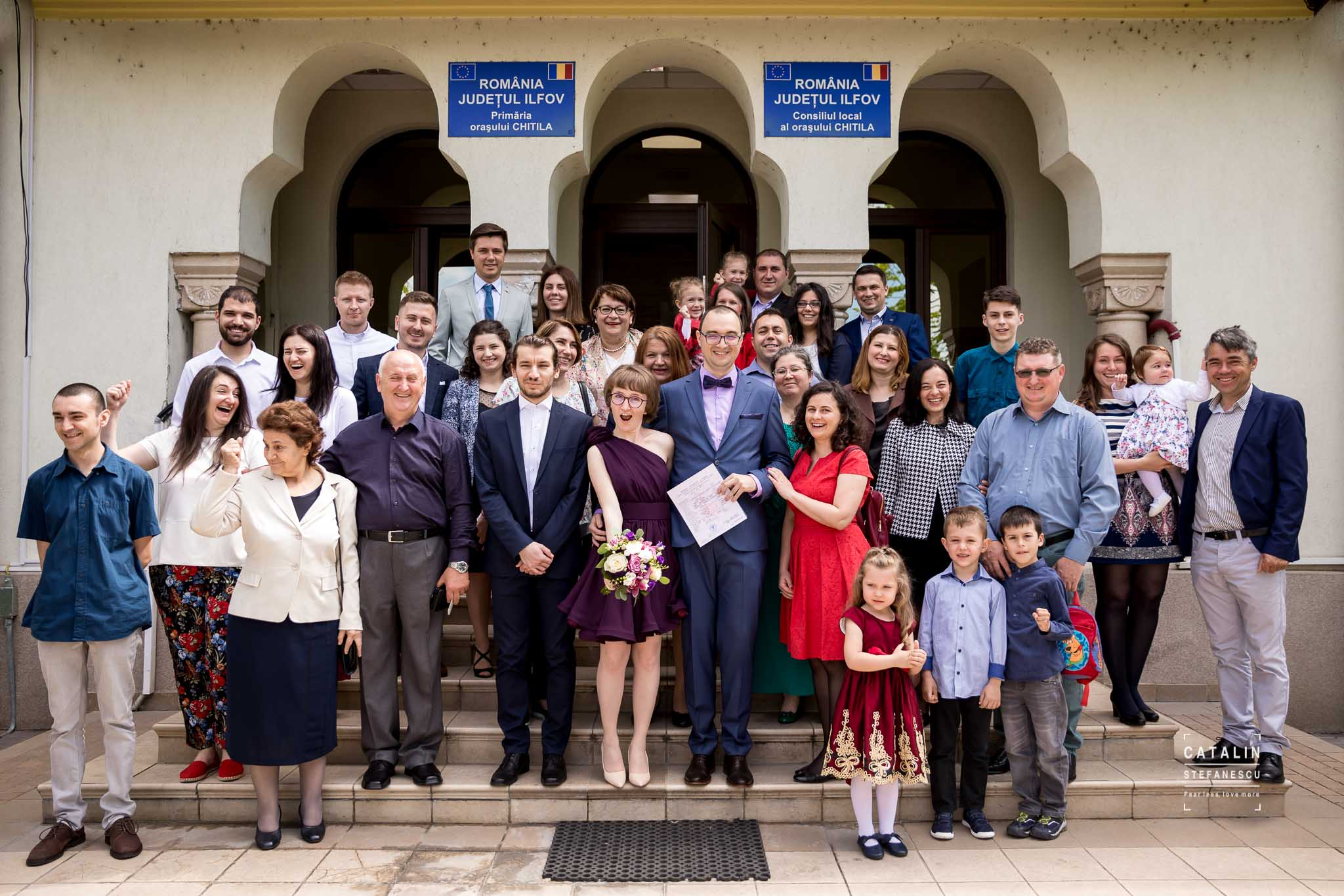 Sedinta foto Mogosoaia - Liliana si Teodor - Fotograf Nunta Bucuresti Catalin Stefanescu