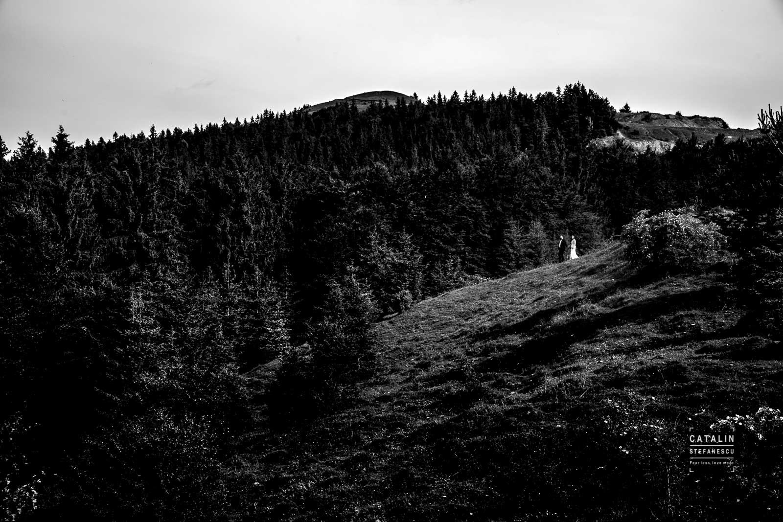 Sesiune Foto Valea Doftanei - Andreea & Marius - Fotograf Nunta Profesionist Catalin Stefanescu