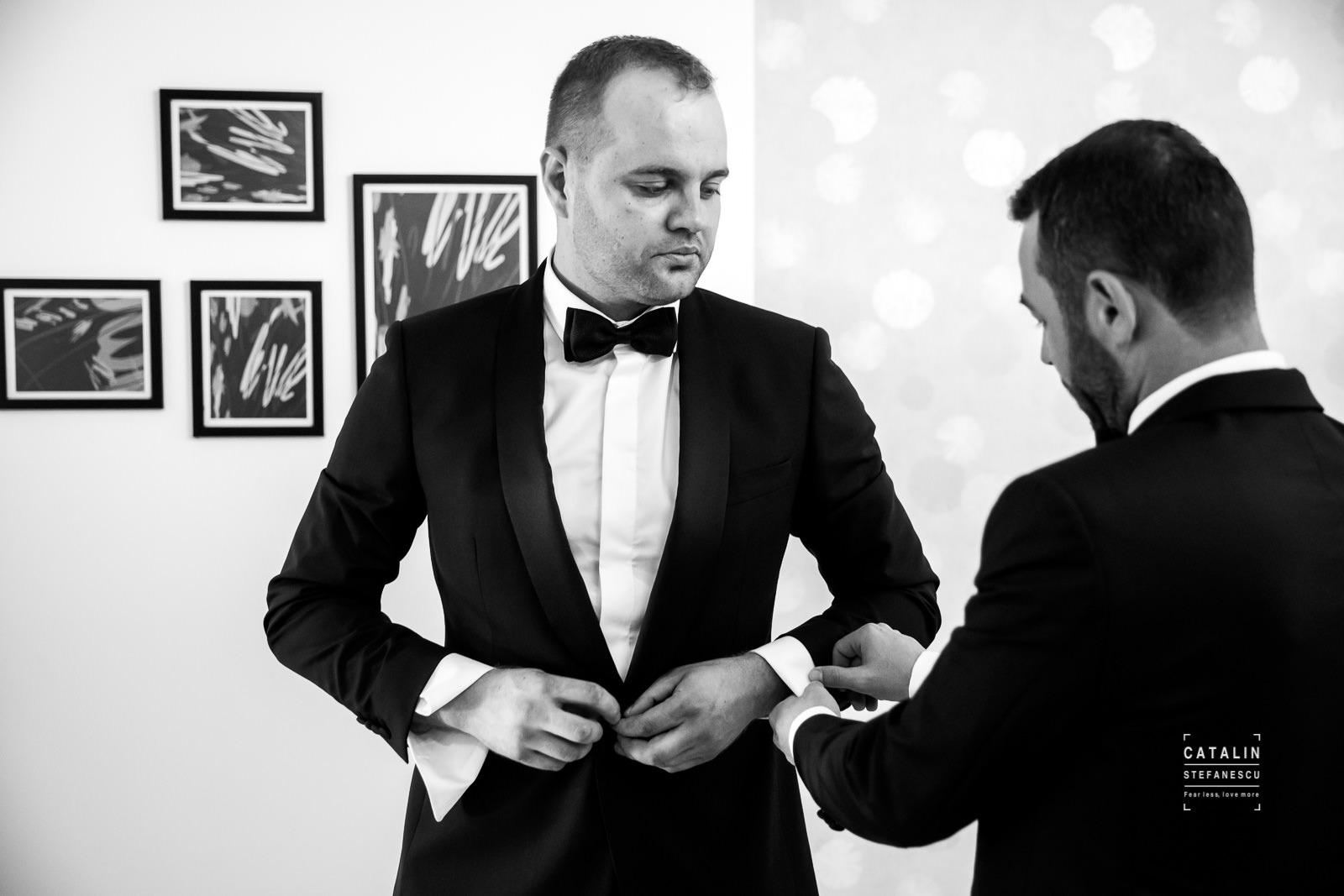 Fotograf Salon Du Mariage - Fotograf Nunta Bucuresti - Catalin Stefanescu - Nunta Luciana & Mihai