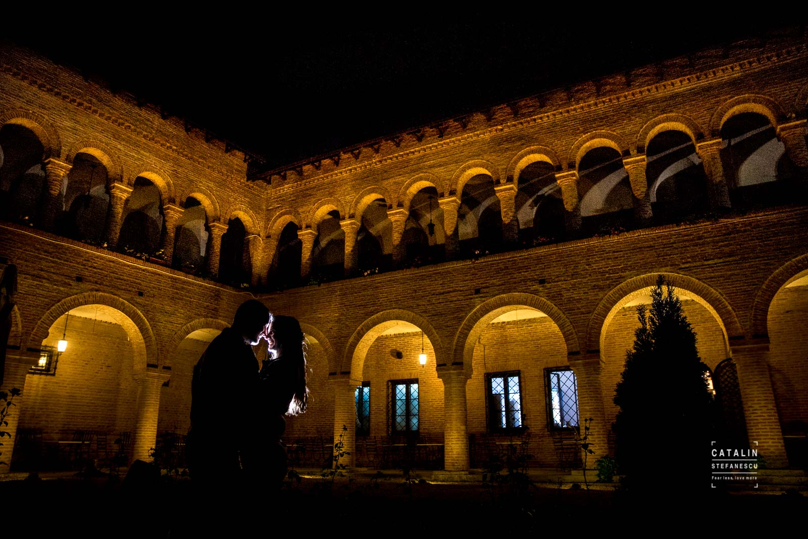 Sedinta Foto Palatul Mogosoaia - Diana & Felix - Fotograf Nunta Bucuresti Catalin Stefanescu